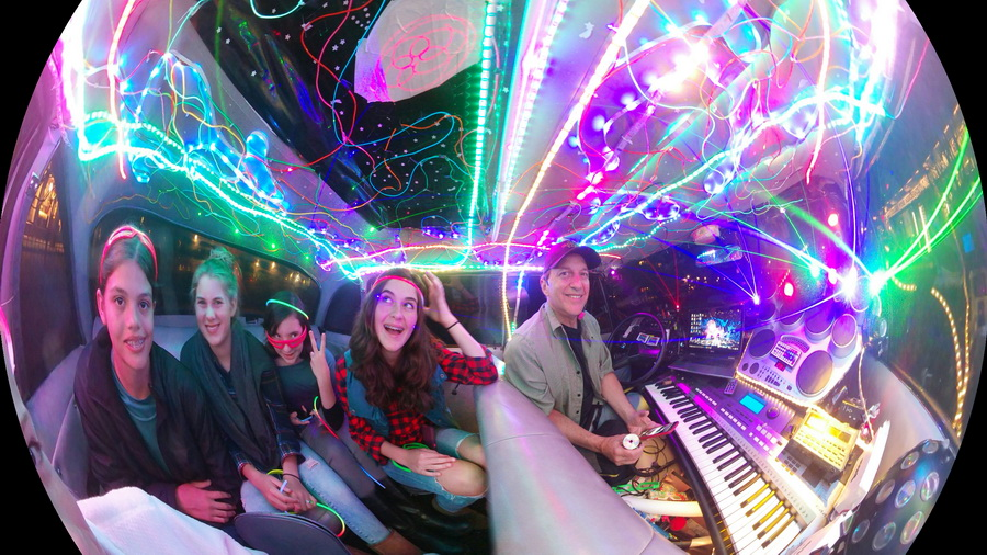 360 Photos Inside The Ultimate Taxi